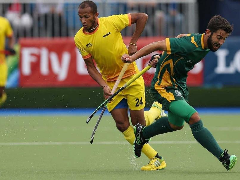 Sunil India hockey