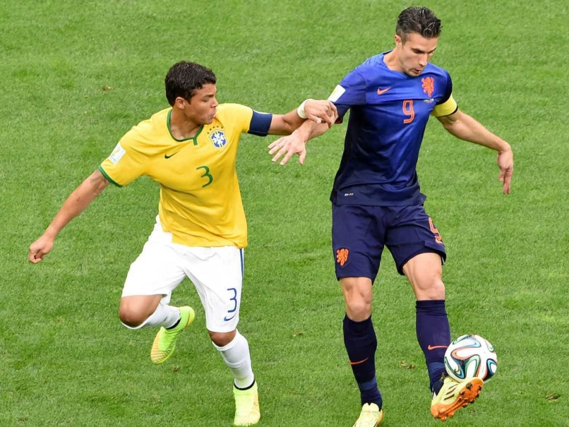 World Cup 2014: Netherlands Beat Brazil 3-0, Finish Third