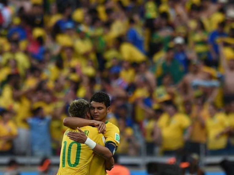 Thiago Solva Neymar