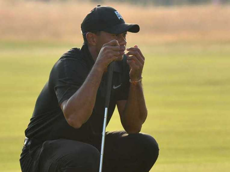 Tiger Woods 45