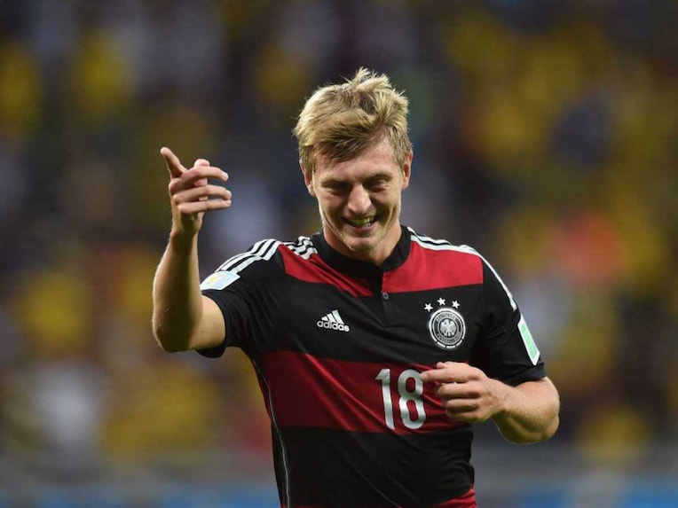 Toni Kroos Germans WC