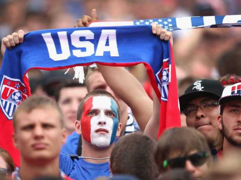 USA Fan Flag