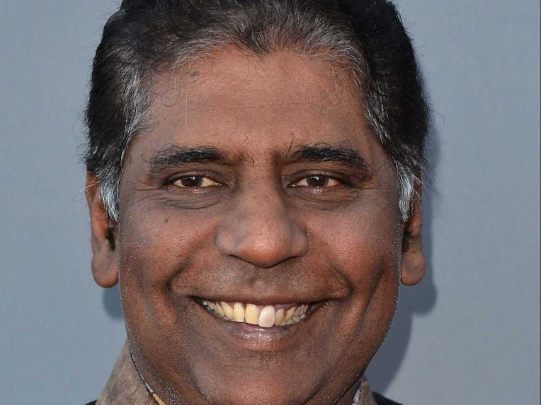 A file photo of Vijay Amritraj.