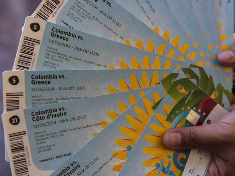 World Cup tickets 2