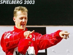 Exhibition on F1 Legend Michael Schumacher Opens in Germany
