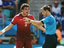 World Cup: Pepe Red Card Hotter on Twitter Than Messi's Goal
