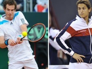 Andy Murray Amelie Mauresmo Coach