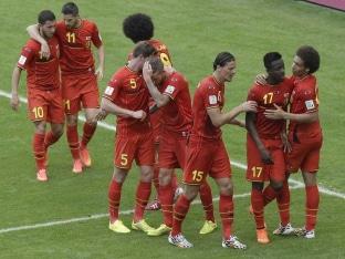 Europe's No. 1 Belgium Look to Stamp Authority on Euro 2016