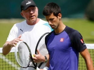 Boris Becker Hits Out at Andy Murray Over Doping Comments