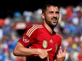 victory  will be key to Spains chances in FIFA World Cup 2014   169  AFPDavid Villa 2014 World Cup