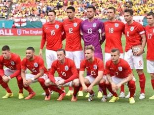 England FIFA World Cup team