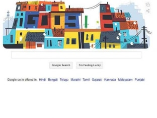 google doodle rio