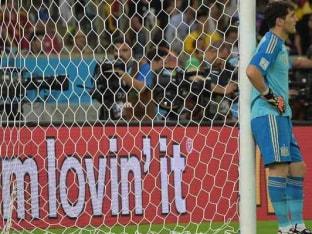 Iker Casillas World Cup