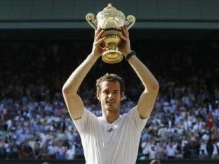 Murray Wimbledon 2013