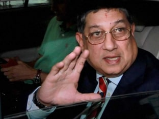 N. Srinivasan Set to Chair ICC Board Meeting on January 28 and 29