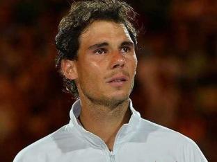 Nadal loses