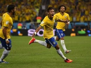 Neymar on Path to Greatness With Brazil