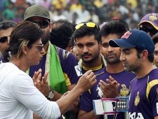 IPL 7: Chaotic Kolkata Knight Riders Victory Bash at Eden Upsets Gautam Gambhir
