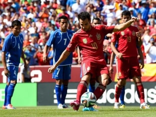 Spain will begin their FIFA World Cup 2014 campaign against Netherlands