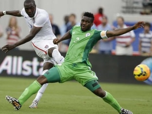 USA beat Nigeria in warm-up match ahead of FIFA World Cup 2014