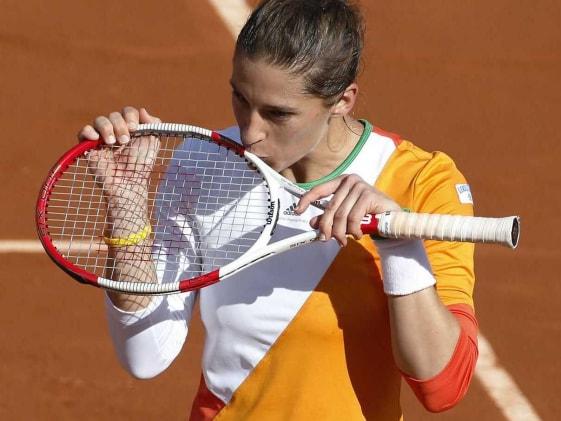 French Open: Andrea Petkovic Overcomes Sara Errani to Reach Semis