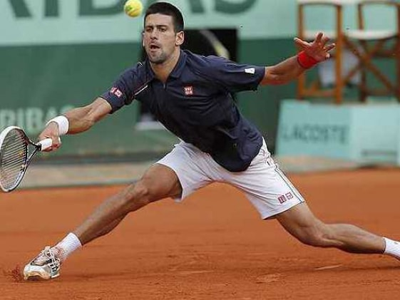 Disappointed Djokovic says better man won