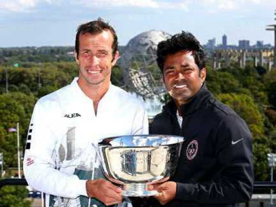 Never thought of being the oldest Grand Slam champion: Leander Paes to NDTV