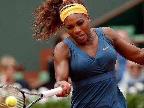 Serena Williams wins her second French Open title, defeats Sharapova