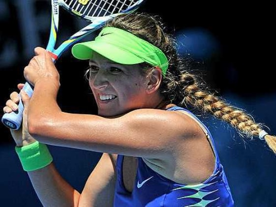 Time for 'generation next': Azarenka