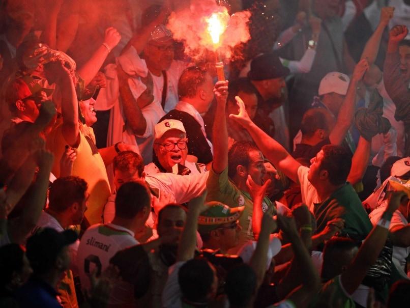 Algenia fans France