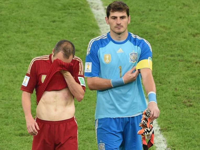 Andres Iniesta Casillas