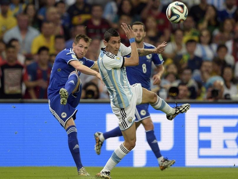 Argentina Bosnia WC