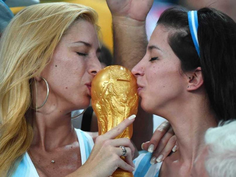 Argentina fans match