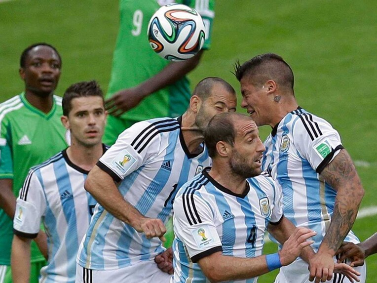 Argentina Nigeria World Cup