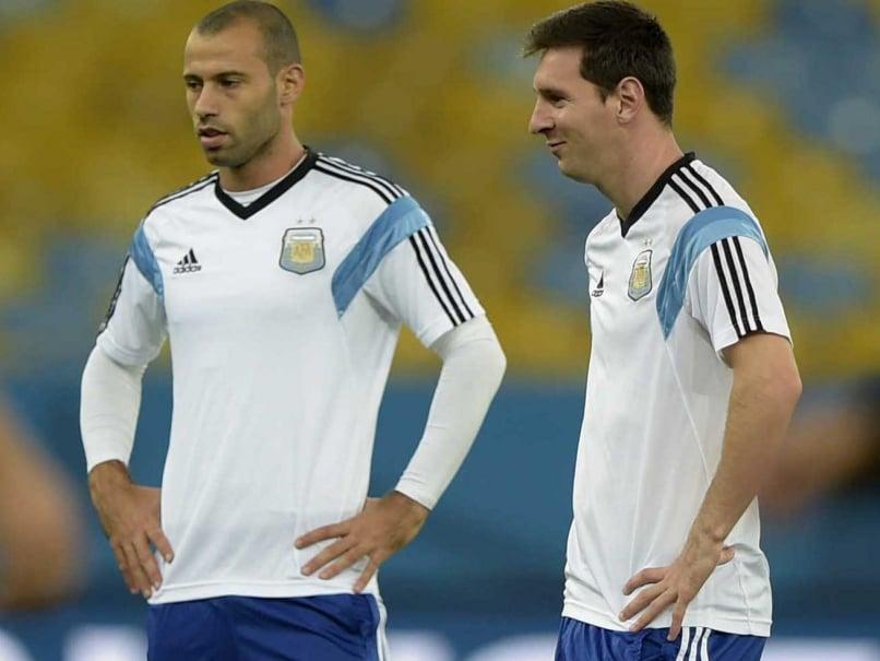Argentina WC 14
