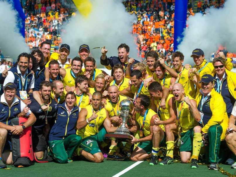 Australia World Cup Hockey