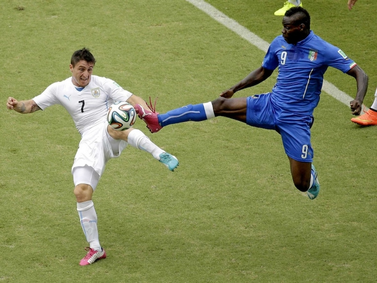 FIFA World Cup: Mario Balotelli Lashes out at 'Racist ...