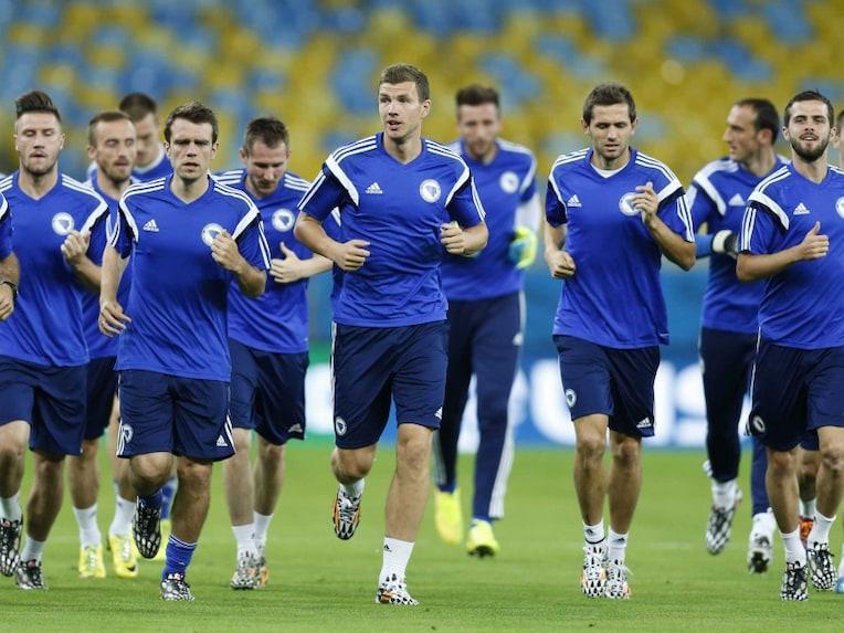 Bosnia training