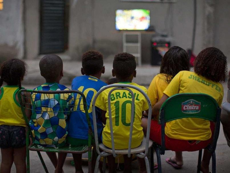 Brazil fans TV