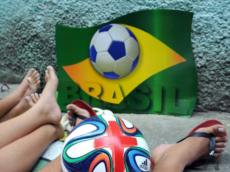 Brazil football generic 3