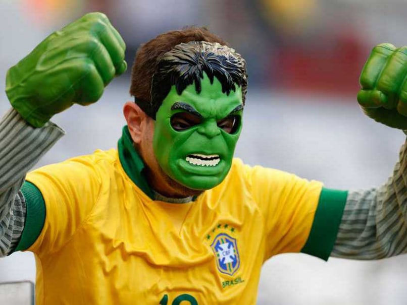 Brazilian Hulk Fan