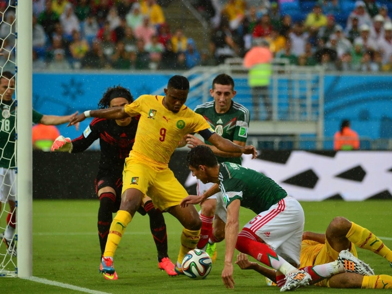 Cameroon vs Mexico 3