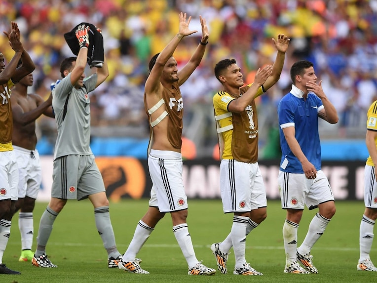 Colombia Win