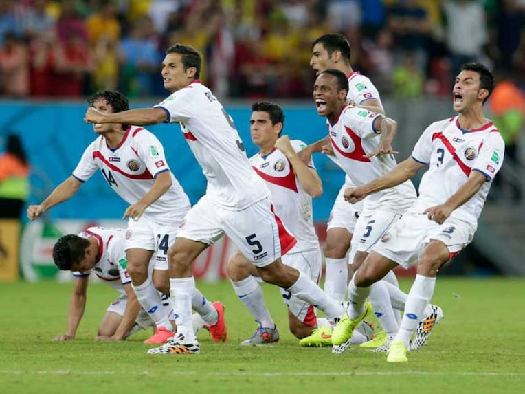 Costa Rica Players