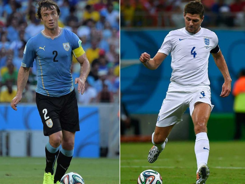 England Uruguay
