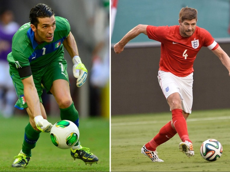 England take on Italy in their FIFA World Cup 2014 opening tie