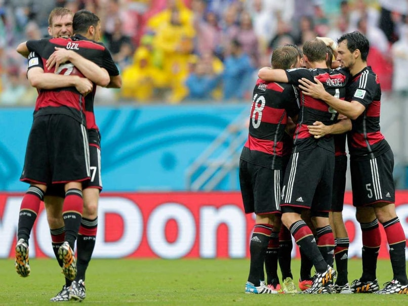Germany team win