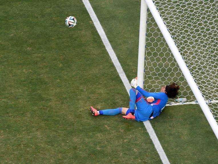 Guillermo Ochoa Mexico World Cup