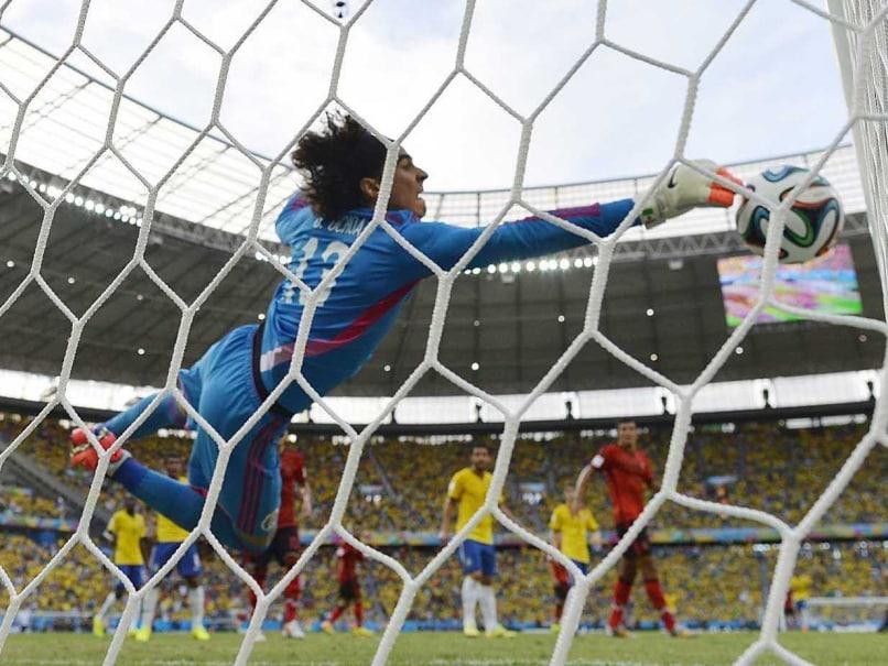 Guillermo Ochoa World Cup