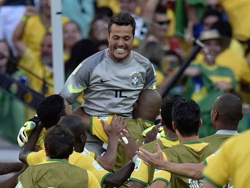 Julio Cesar took much of the blame for Brazil's loss to the Netherlands in 2010 World Cup, and many said he should no longer be Brazil's starting goalkeeper.